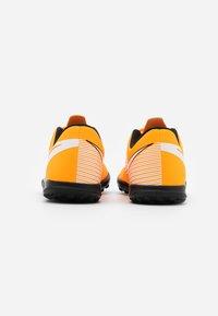 Nike Performance - MERCURIAL VAPOR 13 CLUB TF - Astro turf trainers - laser orange/black/white - 2