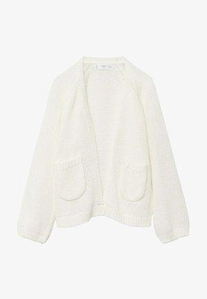 Vest - gebroken wit