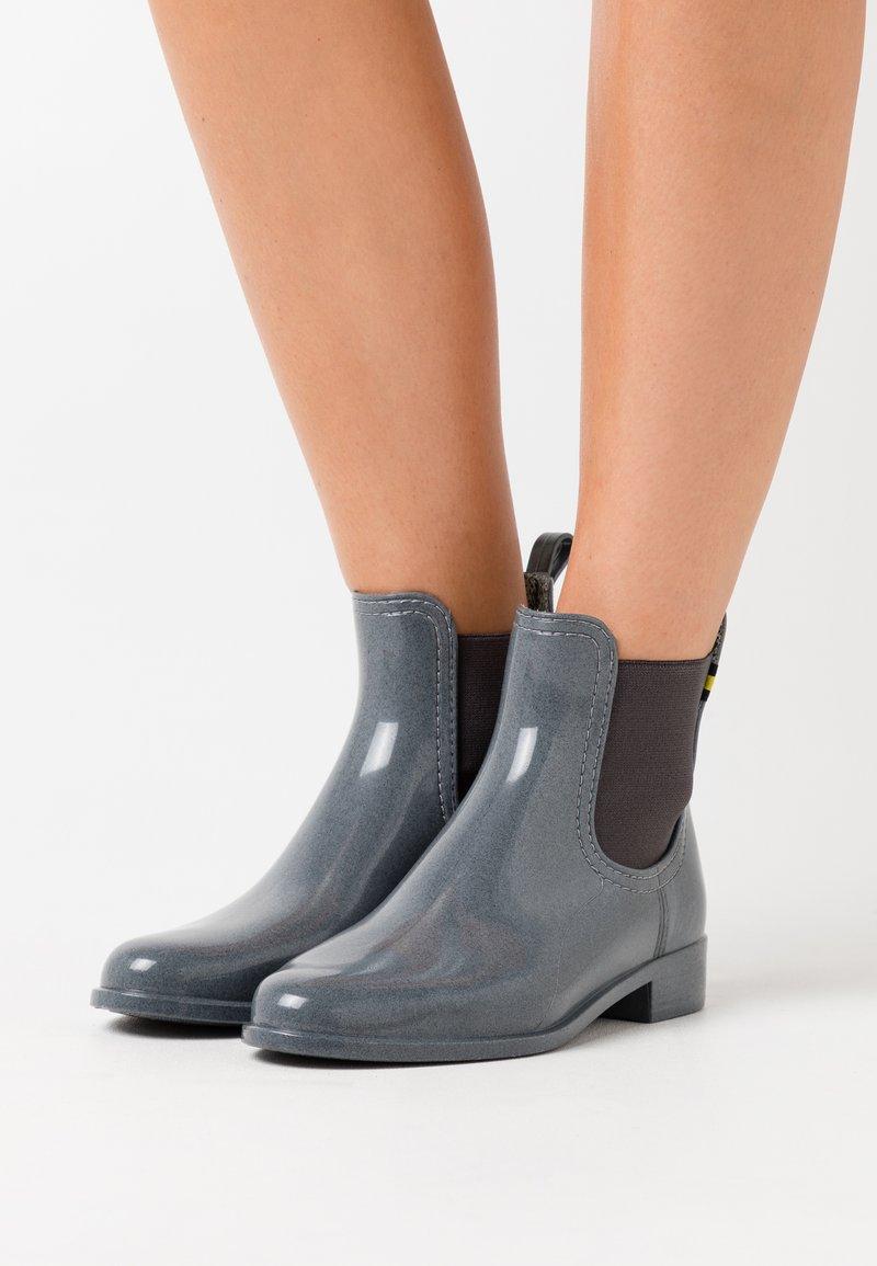 LEMON JELLY - BRISA - Bottes en caoutchouc - mid grey