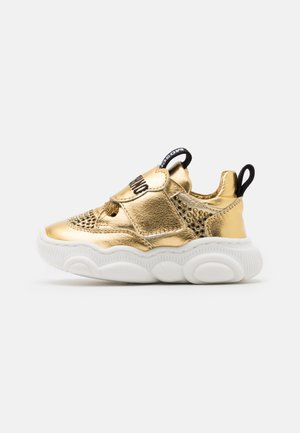 Sneaker low - gold