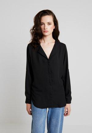 ONLSWEET - Button-down blouse - black