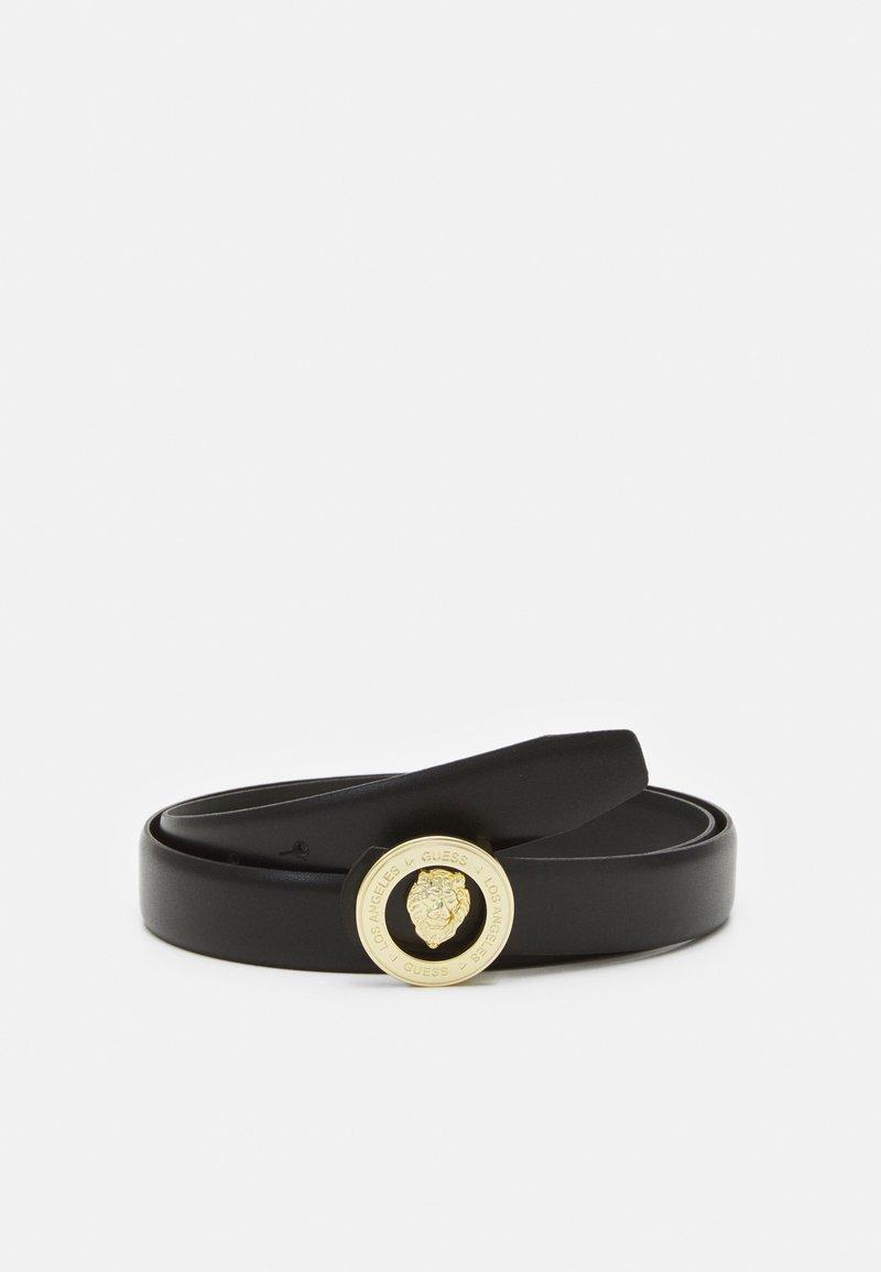 Guess - BELT - Cintura - black