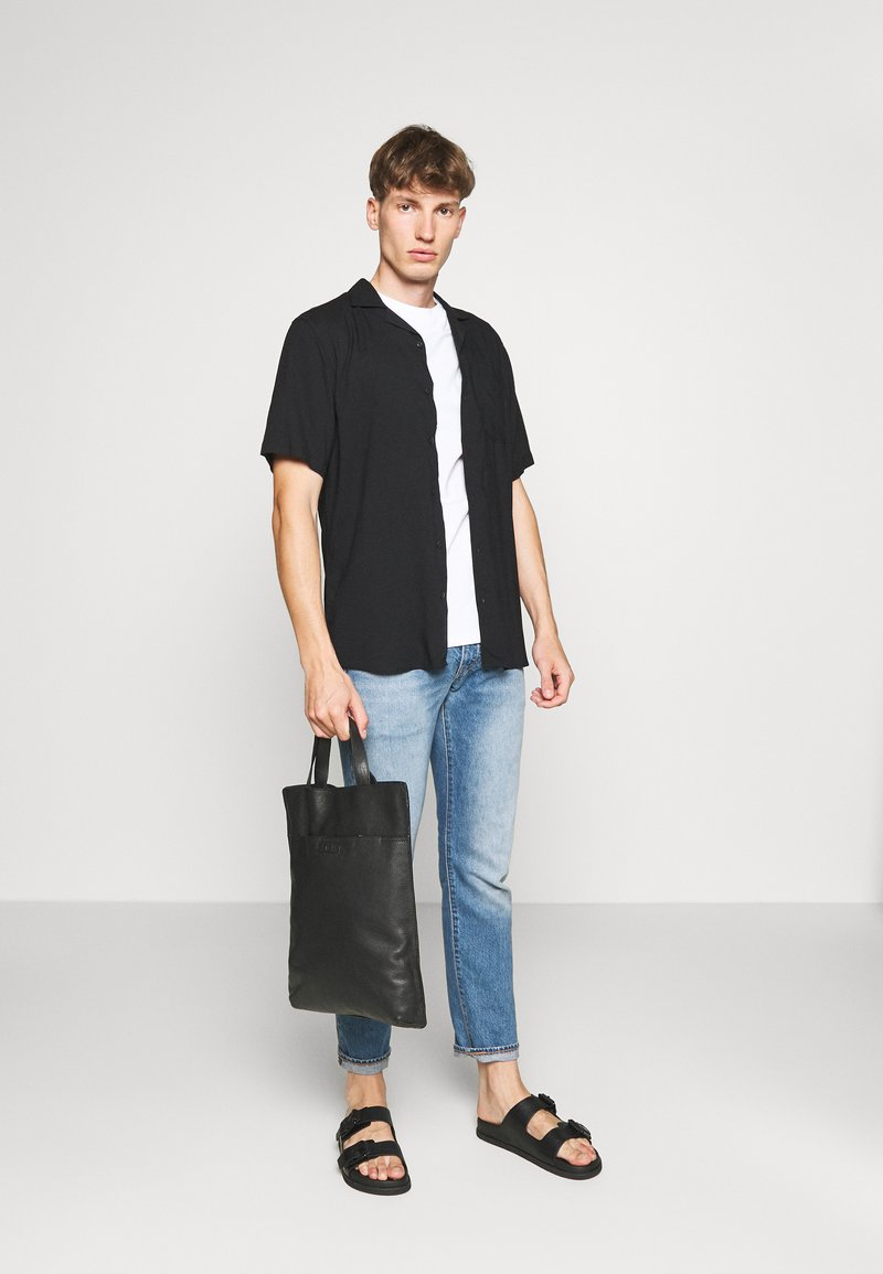 Newport Bay Sailing Club - MULTI TEE MARLS 7 PACK - Basic T-shirt - black/white/grey/blue