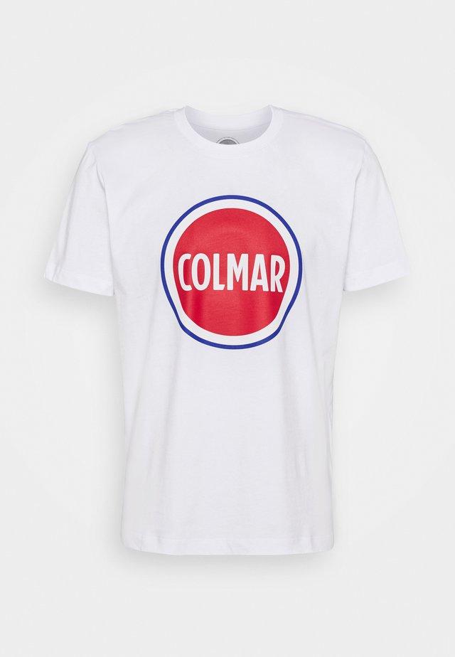FIFTH - Camiseta estampada - bianco