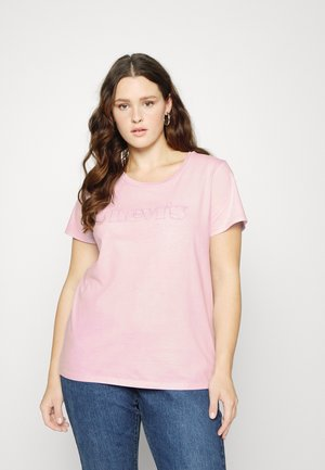 PERFECT TEE - Print T-shirt - winsome orchid
