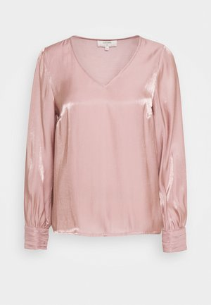 MAGDA BLOUSE - Bluser - adobe rose