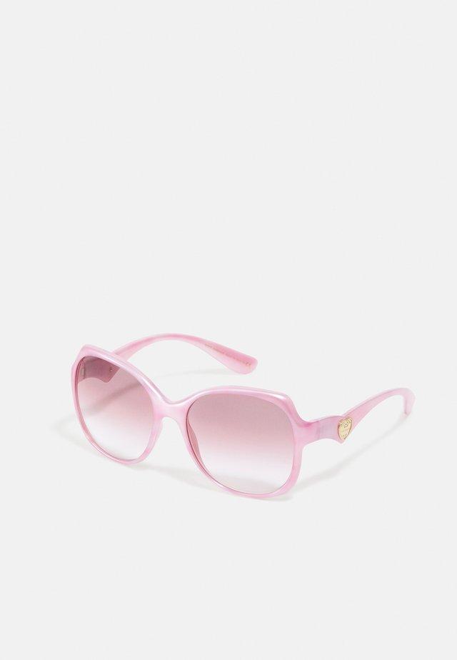 Sluneční brýle - pearl pink pastel