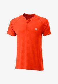 Wilson - Sports shirt - rot (500) - 0