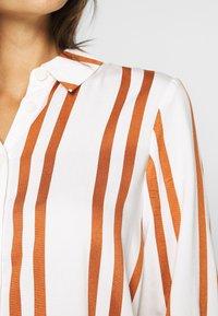 comma - Shirt dress - white - 5
