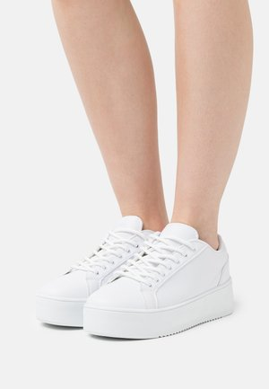 YOUTH PLATFORM  - Trainers - white