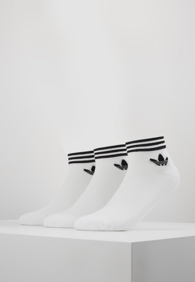 3 PACK - Socks - white/black