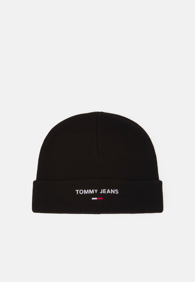 SPORT BEANIE UNISEX - Mütze - black
