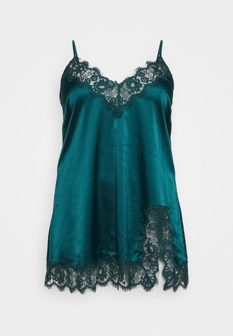 City Chic - STELLA CHEMISE - Nightie - emerald