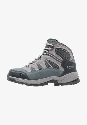 BANDERA LITE MID WP WOMENS - Hiking shoes - stormy weather/grey/skygrey