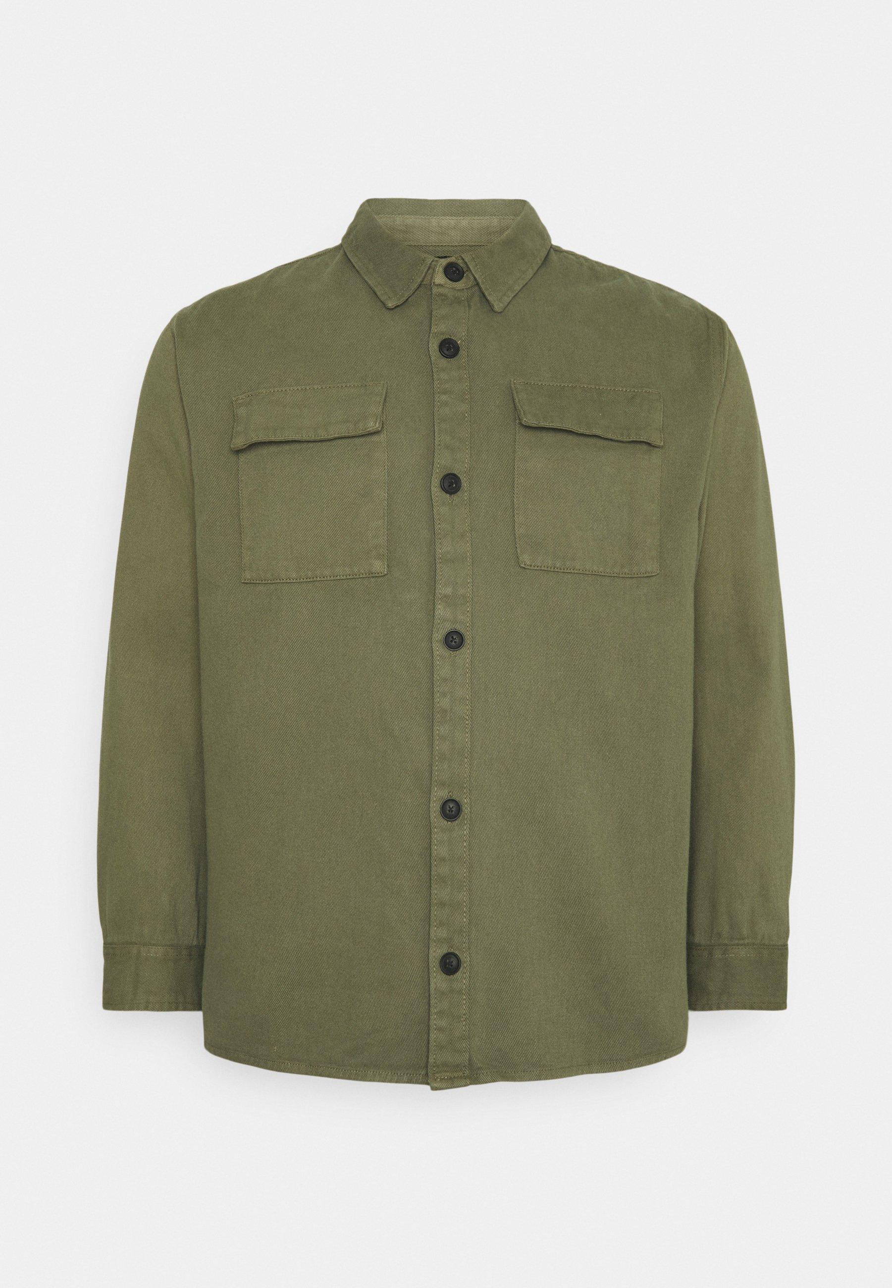 Men UTILITY OVERSHIRT MORE - Summer jacket