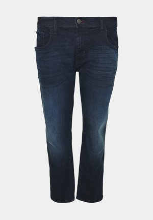 JET FIT - Jeans straight leg - denim dark blue