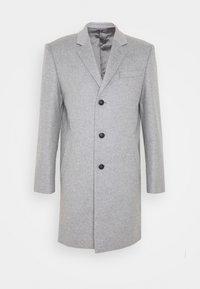 CEMPSEY - Classic coat - light grey