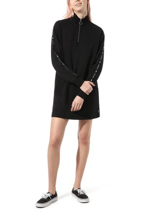 WM CHROMOED MOCK DRESS - Day dress - black