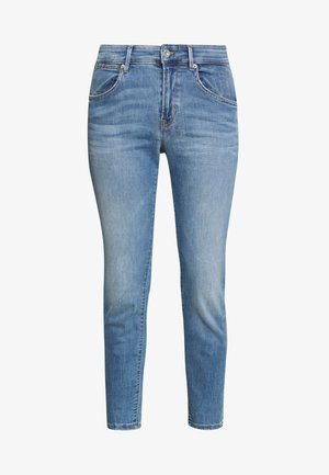 TROUSER MID WAIST  - Slim fit jeans - light summer wash