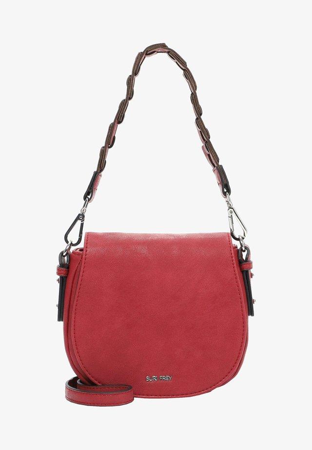 LUZY - Handbag - red 600