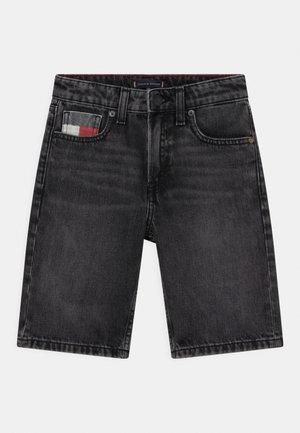 MODERN STRAIGHT  - Jeans Short / cowboy shorts - grey denim