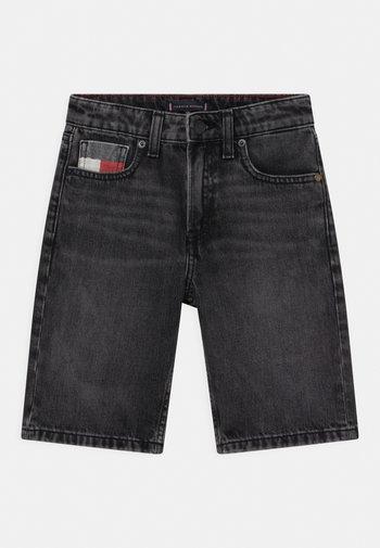 MODERN STRAIGHT  - Denim shorts - grey denim