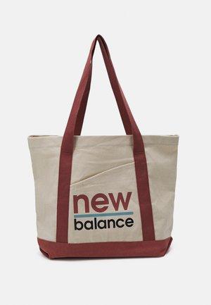 CLASSIC TOTE UNISEX - Shopping bag - washed henna