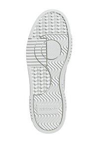adidas Originals - SUPERCOURT - Sneakersy niskie - grey one/crystal white - 4