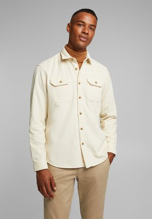 Skjorta - cream beige