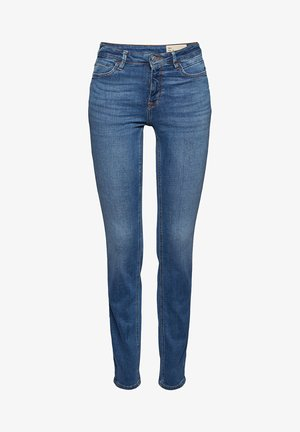 FASHION  - Slim fit jeans - blue medium washed