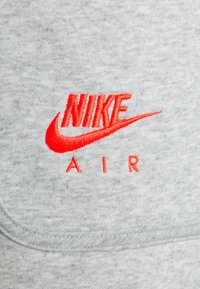 Nike Sportswear - AIR - Tracksuit bottoms - grey heather/summit white/infrared - 2