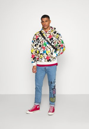 LEVI'S X DISNEY MICKEY AND FRIENDS M GRAPHIC HOODIE - Zip-up hoodie - multicoloured