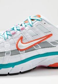 Nike Sportswear - P-6000 - Trainers - white/oracle aqua - 2