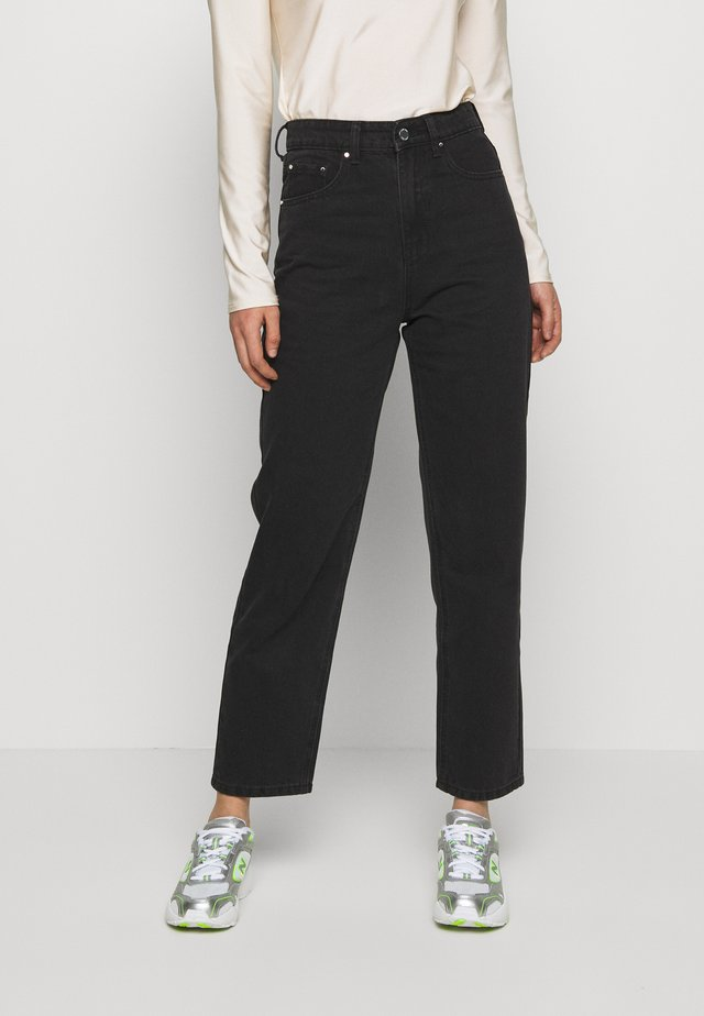 Jeans Straight Leg - moon washed