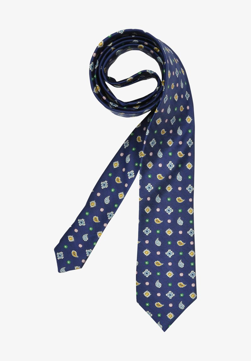 Carlo Colucci - Tie - blau