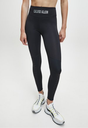 COMPRESSION GYM  - Leggings - black