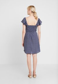Dorothy Perkins - TIE FRONT DRESS - Day dress - multi - 3
