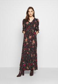 NAF NAF - SENORITA - Maxi dress - senorita noir - 1
