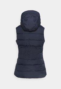 Icepeak - PETALUMA - Waistcoat - dark blue - 1