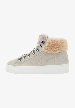 BARCELONA - Skateboardové boty - beige