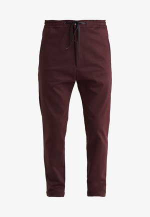 JEGER - Trousers - bordeaux