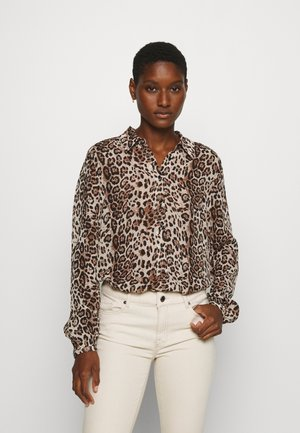 FLORIZZA - Button-down blouse - natural