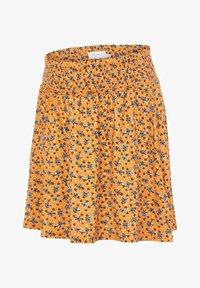 MAMALICIOUS - MLAYA - A-line skirt - yolk yellow - 0