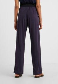 MAX&Co. - CONO - Pantalon classique - midnight blue - 2