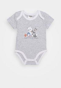 Jacky Baby - 3 PACK - Body - grey - 1