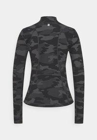 Sweaty Betty - POWER WORKOUT ZIP THROUGH JACKET - Sportovní bunda - black tonal - 8