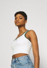adidas Originals - TENNIS LUXE ASYMMETRIC ORIGINALS - Débardeur - off white - 3
