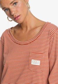Roxy - SUNLIT DREAM  - Long sleeved top - auburn me stripes - 4
