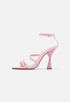WIDE FIT SAFIYAH  - Sandals - pink