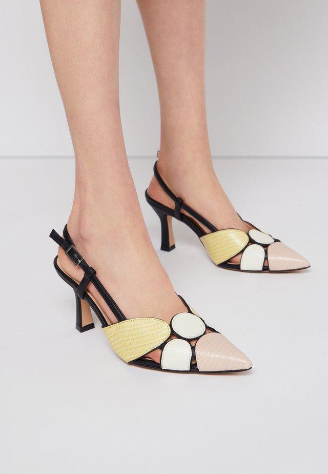 Sandalen - multicolor
